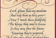 teacher prayers