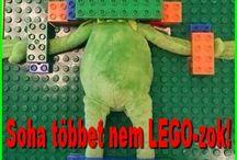 Lego / Vége a legózásnak