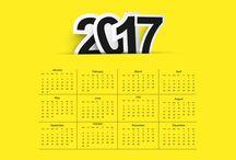 Calendar of 2017 New Year HD Photo   Famous HD Wallpaper