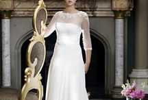 Airs & Graces Jet Deco 2014 Collection / The new 2014 collection by Terry Fox Wedding Dresses