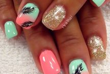 I'm so trying it (nail art)