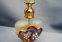 Perfume Bottles / by Charlene Adams