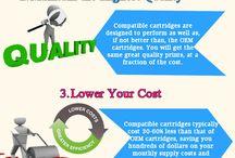 Benefits of using Compatible Toner Cartridges