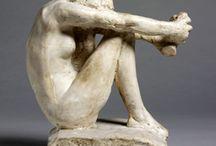 Auguste Rodin skulpturer