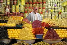 Souks, Shops, Bazaars, Vendors / by Susie Coen