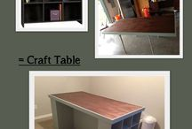 Craft Room / by Tracey Nelson