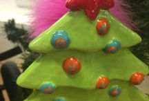 Christmas Tree decorations / Christmas Tree decorations at The Crafty Cafe