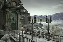 Syberia landscapes / Syberia 's screenshots
