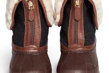 Shoe wardrobe / Winter waterproof