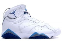 Cheap Air Jordan Retro 7  For Sale Online Free Shipping / Cheap Air Jordan Retro 7  For Sale Online Free Shipping.Shop for Jordan 7 Retro Shoes online for sale,a vast selection - FREE Shipping! http://www.theblueretros.com/ / by Jordan Sport Blue 6s September Blue 6s 2014
