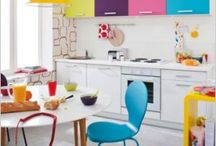 New Home | Kitchen ideas / by Elsbeth Boer