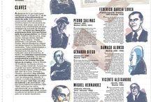 Generación del 27 / Imágenes, noticias, enlaces,...etc sobre el movimiento literario de la Generación del 27.