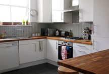 Kitchen ideas / by Cathryn Perri