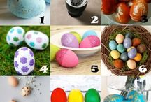 Easter/Spring / by MomGoneMad Nicole Bowen