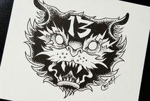 Tattoo Studio 115 / Tattoo ink