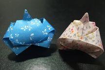 折り紙 お雛様
