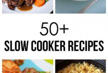 Slow cooker / by Allison Vandenhouten