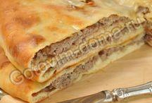 Пироги осетинские