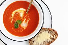 SOUPS + STEW RECIPES / soup and stew recipes for dinner