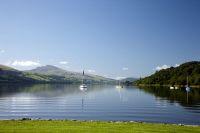 Snowdonia's lovely lakes