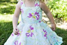 Sewing-children's clothes
