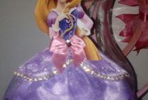Tiaras princesas Disney(feitas por mim)