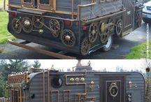Caravan Remodeling