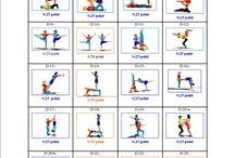 Yoga til gymtimen