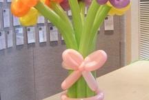 Palloncini fiori