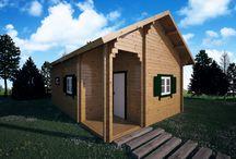 Cabana - Toscca 15B / Fotos de casas de madeira