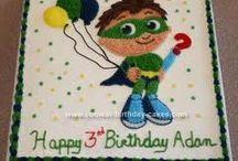 Kids Birthday Ideas / BIRTHDAY PARTY / by M
