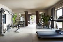 Home Gym Ideas / Photos of home gyms & ideas for home gyms