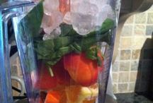 Vitamix blends and smoothies / Great smoothies for the Squeasy Snacker reusable food pouch