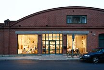 Gulled showroom / Gulleds Showroom and head office in Malmö