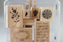 Retired Stampin' Up! Products For Sale