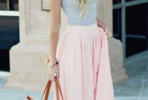 Spring/summer wear