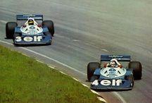 Tyrrell double Power drift