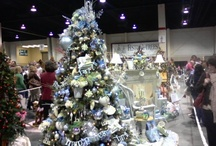 Festival of Trees / Trees I have done. Tree ideas. Ornament inspiration. / by BusyBee Emily