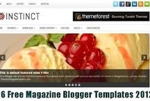 Blogger Templates / by Ravi Saive