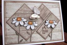 Cards With Flowers / by Deborah Gagne