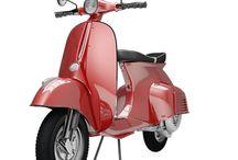 Restauro Vespa Frosinone / Due Ruote, cicli, restauro Vespa , ricambi, modifiche per scooter e ciclomotori ad Arce - Frosinone
