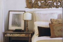 Home: Bedrooms / by Ashley Mathein