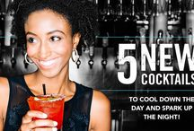 FIVE NEW COCKTAILS / Five New Cocktails Available at Yard House to Cool Down the Day and Spark Up the Night! / by Yard House
