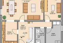 Haus / Grundriss