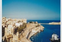 Malta / Pictures taken in beautiful Malta (film photography).