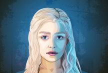 Game of Thrones - Coole Kunst