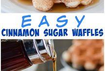 Waffles, Crepes & Pancakes