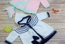 Baby Jacket Knitting i
