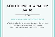 Southern charm / by Leigh Craddock