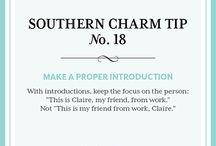 Southern Charm / by Ellissa Baird